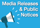 Media Releases and Public Notices
