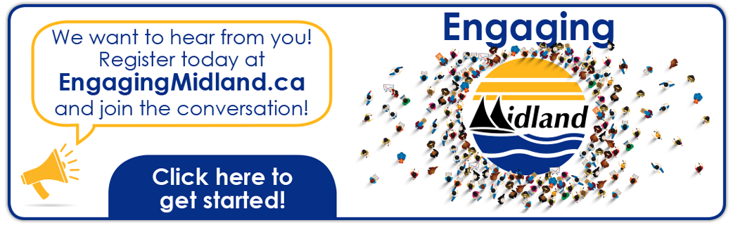 Join the conversation on EngagingMidland.ca