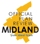 official plan review midland