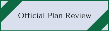official plan review