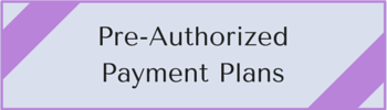 Tax pre-authorized payment