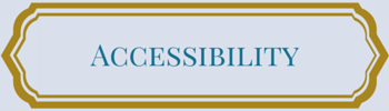 accesibility button