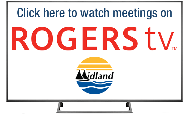 Watch Council Meetings on RogersTV - Click Here